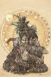 [Jim Henson: Beneath Dark Crystal #7 (Preorder Petersen) (Product Image)]