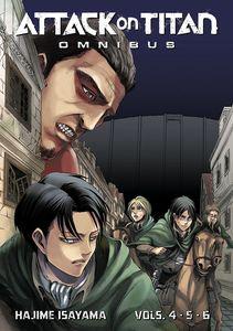 [Attack On Titan: Omnibus 2 (Volumes 4-6) (Product Image)]