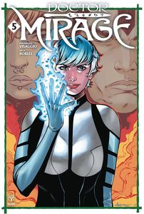 [Doctor Mirage #5 (Cover C Aneke) (Product Image)]