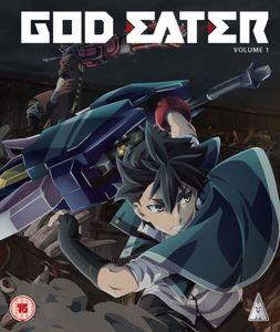 [God Eater: Part 1 (Blu-Ray) (Product Image)]