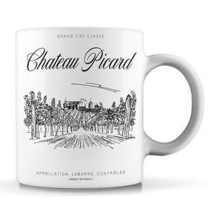 [Star Trek: Picard: Mug: Chateau Picard (Product Image)]