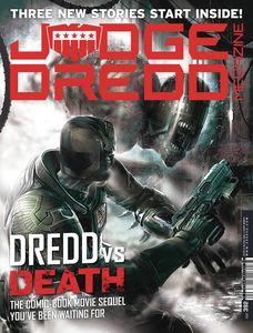 [Judge Dredd Megazine #396 (Product Image)]