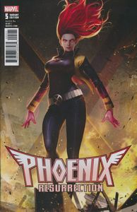 [Phoenix Resurrection: The Return Of Jean Grey #5 (Lee Jean Grey) (Product Image)]