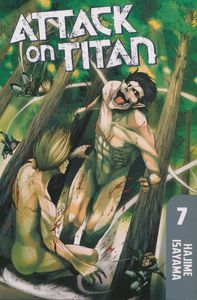 [Attack On Titan: Volume 7 (Product Image)]