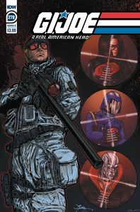 [G.I. Joe: A Real American Hero #278 (Cover B Jamie Sullivan) (Product Image)]