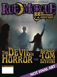 [Rue Morgue Magazine #191 (Product Image)]