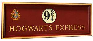 [Harry Potter: Sign: Platform 9 3/4 (Product Image)]