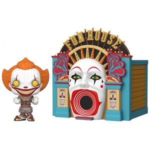 [IT: Chapter 2: Pop! Vinyl Figure: Pennywise & Funhouse (Product Image)]
