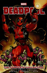 [Deadpool: By Daniel Way: The Complete Collection: Volume 1 (Product Image)]