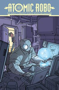 [Atomic Robo: Spectre Of Tomorrow #1 (Cover A Wegener) (Product Image)]
