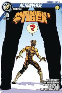 [Actionverse Ongoing #10: Midnight Tiger: Part 4 (Product Image)]