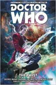 [Doctor Who: The Twelfth Doctor: Titan: Volume 5: The Twist (Product Image)]