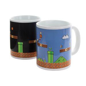 [Super Mario Bros.: Heat Change Mug (Product Image)]
