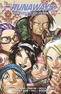 [Runaways: The Complete Collection: Volume 3 (Product Image)]