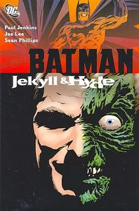 [Batman: Jekyll And Hyde (Product Image)]