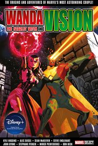 [Wanda The Scarlet Witch & Vision: Marvel Bookazine (Product Image)]