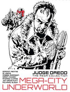 [2000AD: Judge Dredd: Mega Collection: Issue 76: Mega-City Underworld (Product Image)]