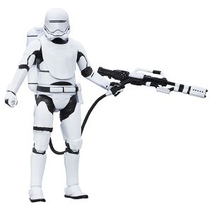 [Star Wars: The Force Awakens: Black Series: Wave 5 Action Figure: Flametrooper (Product Image)]