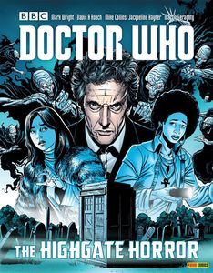 [Doctor Who: The Twelfth Doctor: DWM: Volume 2: The Highgate Horror (Product Image)]