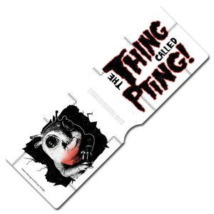 [Doctor Who: Travel Pass Holder: The Thing Called Pting (UK Convention Special 2019) (Product Image)]