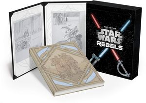 [The Art Of Star Wars Rebels (Limited Edition Hardcover) (Product Image)]