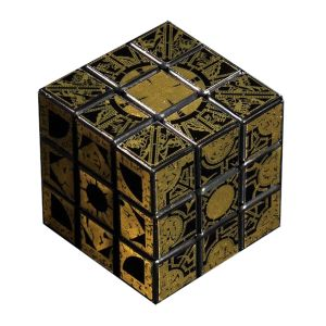 [Hellraiser III: Replica: Lament Configuration Puzzle Cube (Product Image)]