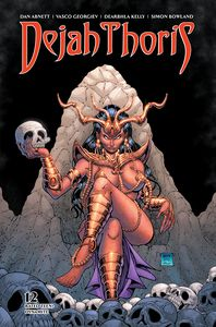 [Dejah Thoris: 2019 #12 (Cover D Robson) (Product Image)]
