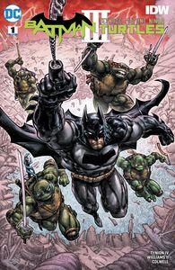 [Batman/Teenage Mutant Ninja Turtles III #1 (Product Image)]