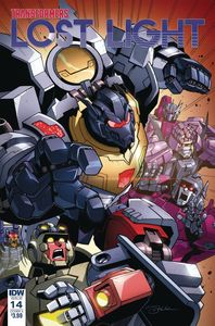 [Transformers: Lost Light #14 (Cover A Lawrence) (Product Image)]