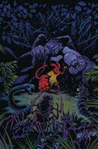 [Young Hellboy: The Hidden Land #4 (Cover A Smith) (Product Image)]