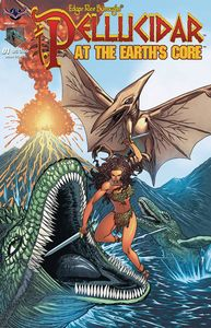 [Pellucidar At Earth's Core #1 (Cover A Hilinski) (Product Image)]