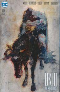 [Dark Knight III: Master Race #8 (Sienkiewicz Variant Edition) (Product Image)]