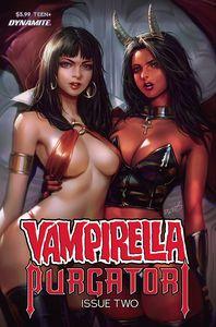 [Vampirella Vs Purgatori #2 (Cover A Chew) (Product Image)]