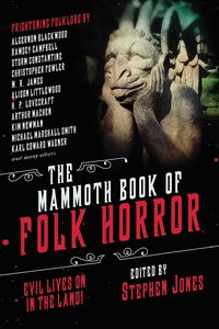 [The Mammoth Book Of Folk Horror (Product Image)]