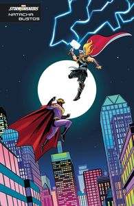 [Heroes Reborn #2 (Bustos Stormbreakers Variant) (Product Image)]