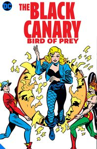 [The Black Canary: Bird of Prey (Product Image)]