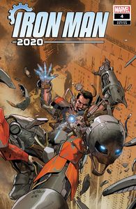 [Iron Man: 2020 #4 (Yu Variant) (Product Image)]
