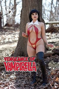 [Vengeance Of Vampirella #12 (Cover D Ophelia Cosplay) (Product Image)]