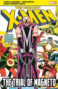 [Uncanny X-Men: The Trial Of Magneto (Pocket Book) (Product Image)]