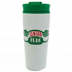 [Friends: Metal Travel Mug: Central Perk (Product Image)]