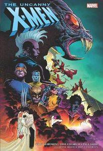[Uncanny X-Men: Omnibus: Volume 3 (New Printing Opena Hardcover) (Product Image)]