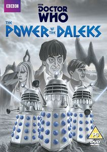 [Doctor Who: The Power Of The Daleks (Product Image)]