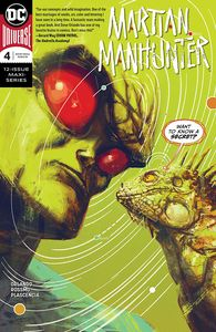 [Martian Manhunter #4 (Product Image)]