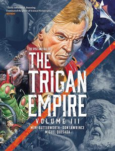 [The Rise & Fall Of The Trigan Empire: Volume III (Product Image)]