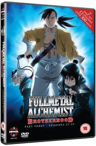 [Fullmetal Alchemist: Brotherhood: Volume 3 (Product Image)]