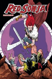 [Red Sonja #19 (Peeples Homage Variant) (Product Image)]