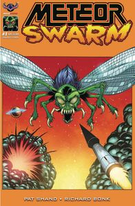[Meteor Swarm #1 (Parody Cover) (Product Image)]