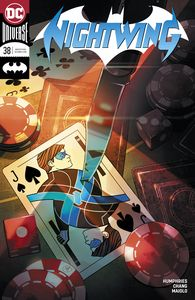 [Nightwing #38 (Variant Edition) (Product Image)]