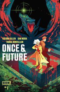[Once & Future #1 (Comic Hub Variant) (Product Image)]
