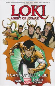 [Loki: Agent Of Asgard: Volume 2: I Cannot Tell A Lie (Product Image)]